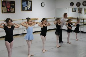 ballet division