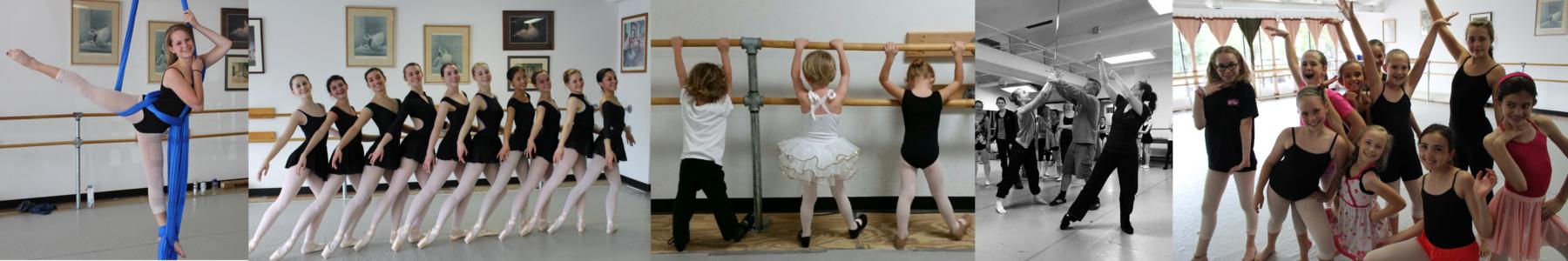 Summer Intensive 2016 | LDTA | Centennial State Ballet